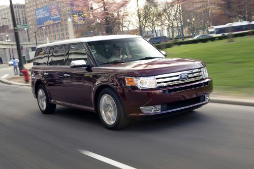 Ford flex дизайн помогает сократить химчистка счета