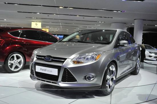 Ford Focus Detroit