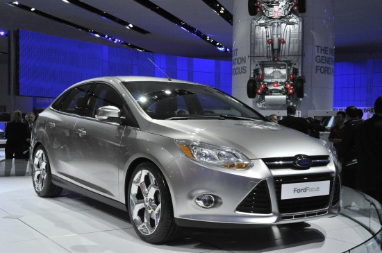 Ford Focus Detroit