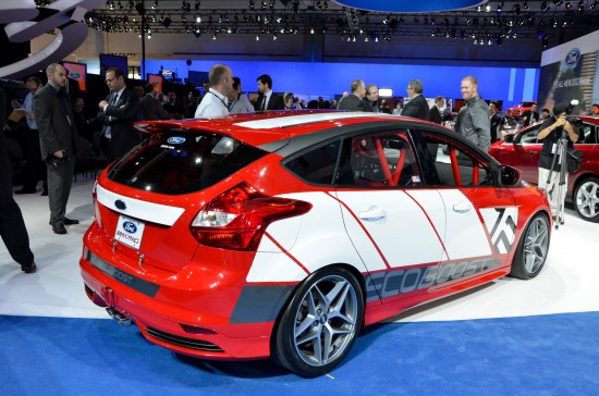 Ford Focus Ecoboost Los Angeles