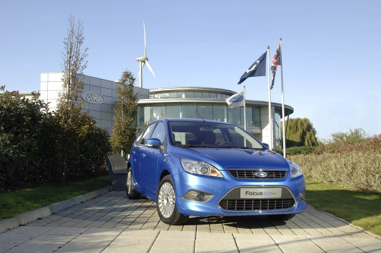 Ford Focus Econetic Europe