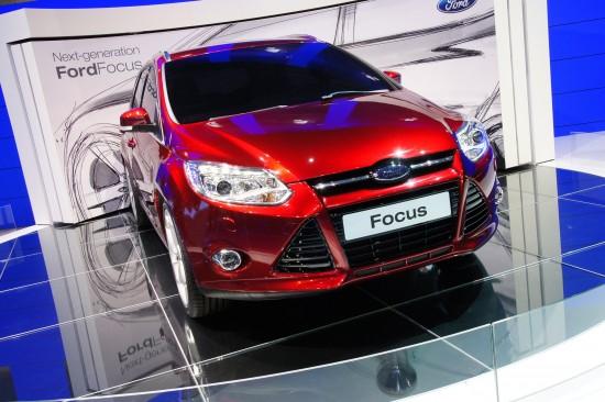 Ford Focus Estate Geneva
