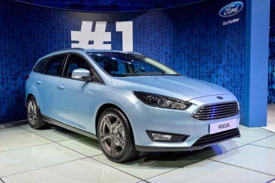 Ford Focus Geneva