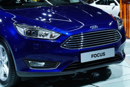 Ford Focus Paris