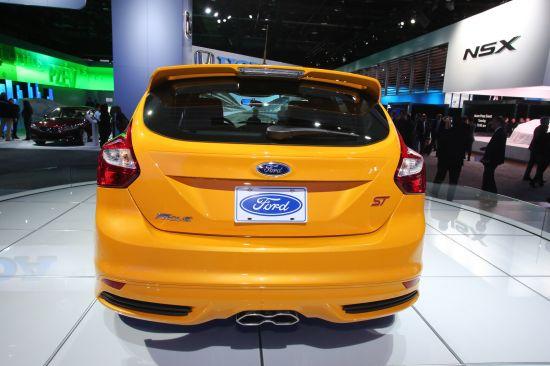 Ford Focus ST Detroit