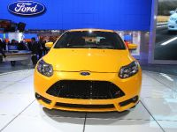 Ford Focus ST Detroit 2013
