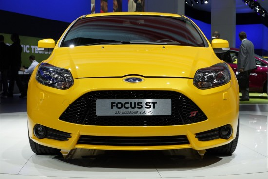 Ford Focus ST Frankfurt