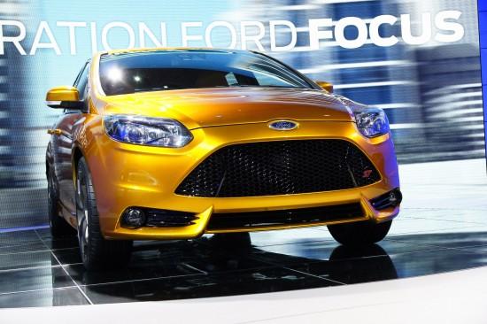 Ford Focus ST Paris