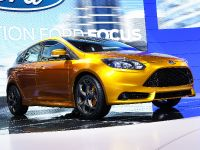 Ford Focus ST Paris 2010
