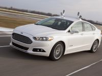 Ford Fusion Hybrid Automated Vehicle, 1 of 6
