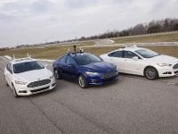Ford Fusion Hybrid Automated Vehicle, 2 of 6