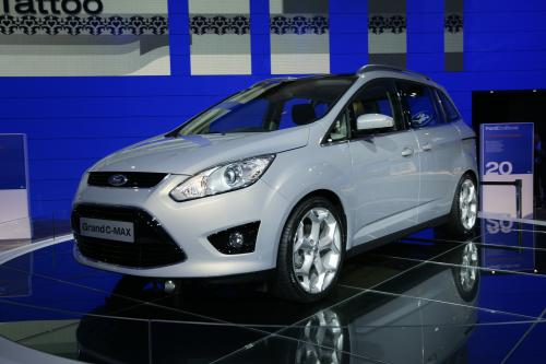 Ford Grand C-MAX Frankfurt (2009) - picture 1 of 3