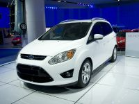 thumbnail image of Ford Grand C-MAX US spec Detroit 2011