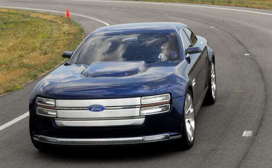 Ford Interceptor Concept