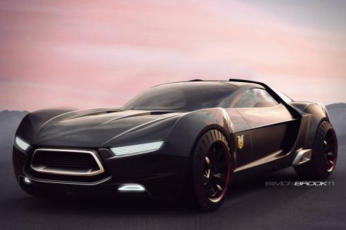 Ford Mad Max Interceptor