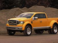 Ford Mighty F-350 Tonka Concept