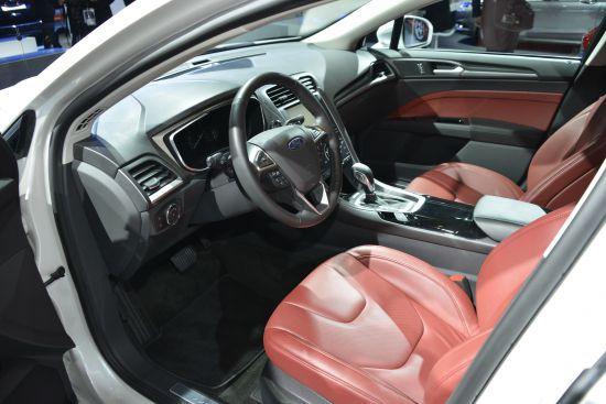 Ford Mondeo Estate Titanium Paris