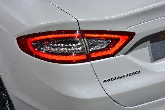 Ford Mondeo Hybrid Electric Paris