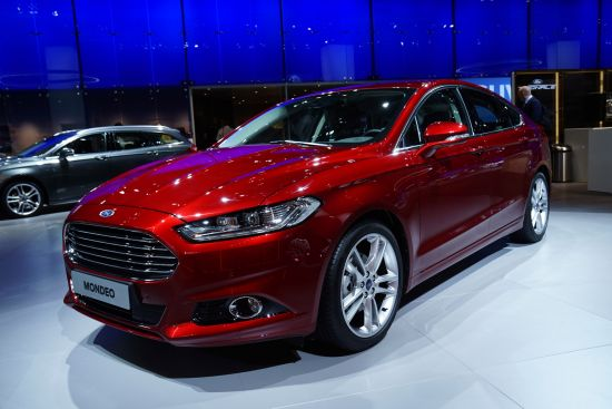 Ford Mondeo Paris