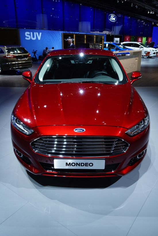 Ford Mondeo Paris