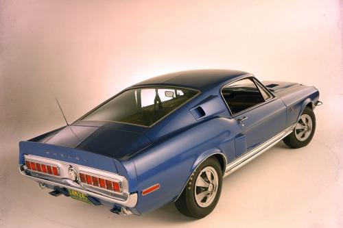 Ford Mustang GT 500KR | Mustang 428 cobra jet | Mustang bullitt fastback