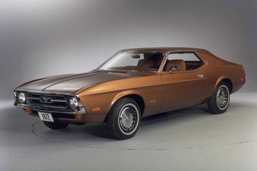 Ford Mustang - 1972