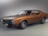 Ford Mustang 1972, 2 of 2