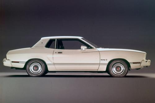Ford Mustang II 01 | Mustang II mach 1 hatchback coupe