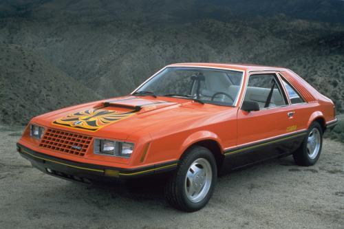 1981год – Ford Mustang – эксклюзивная фотография