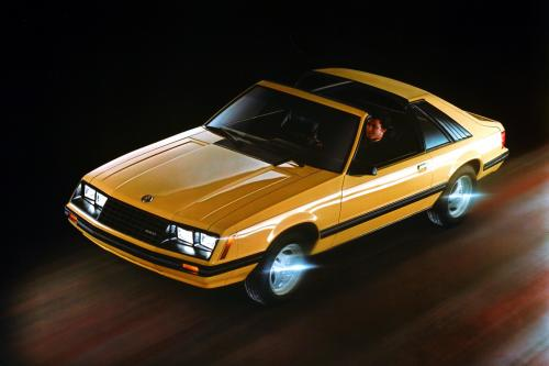 1982 – Ford Mustang GLX T Roof