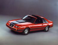 Ford Mustang 1983, 1 of 2