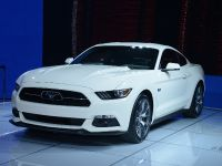 Ford Mustang 50 Year Limited Edition New York 2014