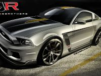 Ford Mustang at 2012 SEMA , 1 of 4