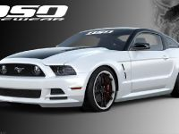 Ford Mustang at 2012 SEMA , 3 of 4