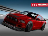 Ford Mustang at 2012 SEMA , 4 of 4
