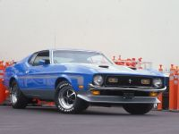 Ford Mustang Boss 351 1971, 1 of 2