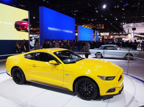 Ford Mustang Chicago