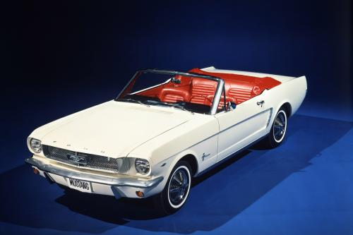 Ford mustang convertible 1964 – 12 (фотографии)