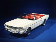 thumbnail image of Ford Mustang Convertible 1964 1/2