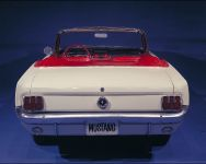 Ford Mustang Convertible 1964 1/2, 1 of 5