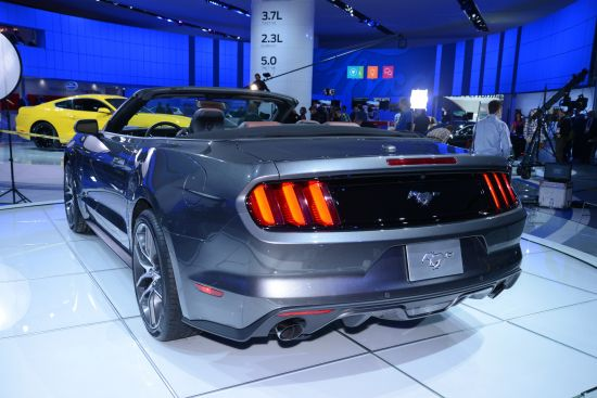Ford Mustang Convertible Detroit