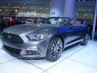 thumbnail image of Ford Mustang Convertible Detroit 2014