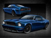 Ford Mustang Evolution II V-10 Triton Edition By A-Team Racing, 1 of 5