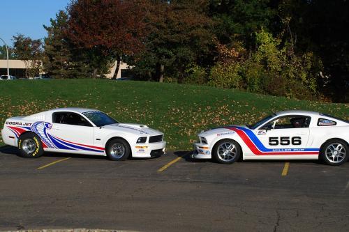 """Cobra Jet возвращает к Drag Racing\"""", \"""" последние Mustang в FR500 серии гоночных автомобилей"""