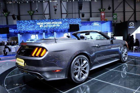 Ford Mustang Geneva