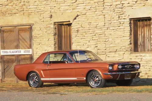 Ford Mustang GT – 1966 [фотографии автомобиля]