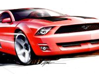 Ford Mustang GT Coupe Concept, 32 of 34
