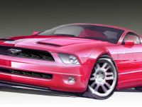 Ford Mustang GT Coupe Concept, 33 of 34