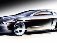 Ford Mustang GT Coupe Concept, 34 of 34