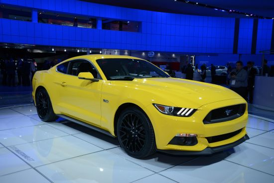 Ford Mustang GT Detroit